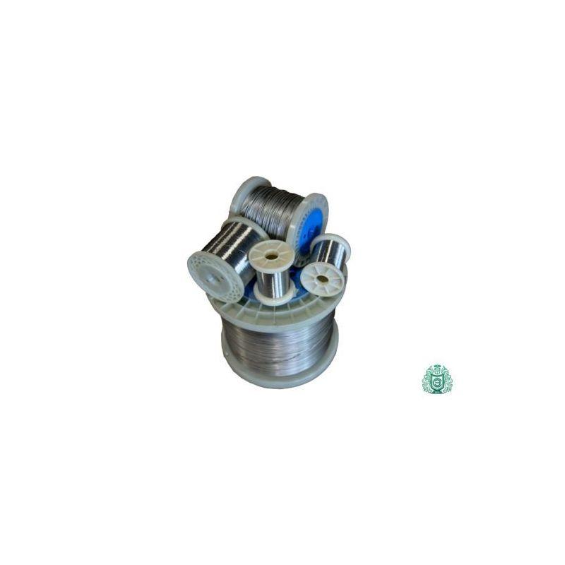 Filo resistivo Nichrome 0,05-5 mm 2.4869 NiCr 80/20 Filo riscaldante Cronix 1-500 metri, lega di nichel