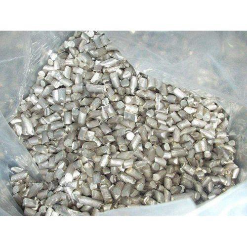 Granuli di litio ad alta purezza al litio 99,9% con elementi metallici,  Metalli rari