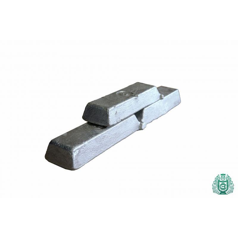 Barre di alluminio 100gr-5.0kg 99,9% barre di alluminio fuso di alluminio AlMg1 barre di alluminio,  alluminio
