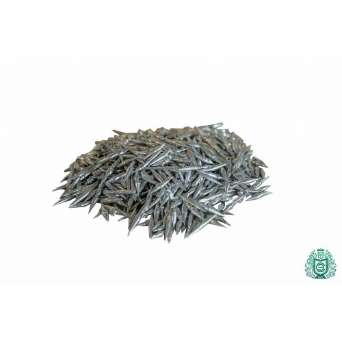 Bismuto Bi 99,95% Element 83 granuli da 5 grammi a 5 kg di metallo puro Bismuto Bismuto, metalli rari