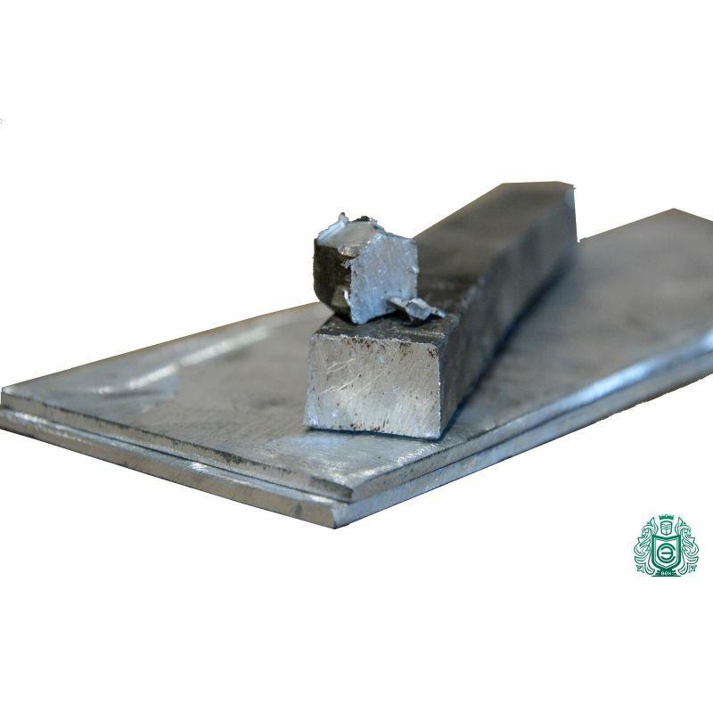 Cadmio Element 48 CD Purezza 99,95% Lingotto di metallo pulito Blocchi di metallo da 10gr-5kg,  Metalli rari
