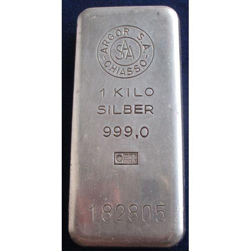 Argento 999 metallo 99,9%...