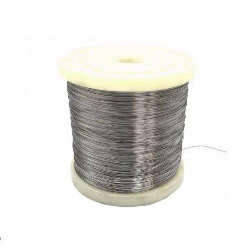 Filo di tungsteno Ø0,1-5mm 99,9% elemento metallico 74 Filo di tungsteno,  tungsteno