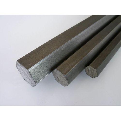 Acciaio inossidabile esagono SW 18mm-60mm 1.4305 asta esagonale VA V2A 303 asta esagonale, acciaio inossidabile