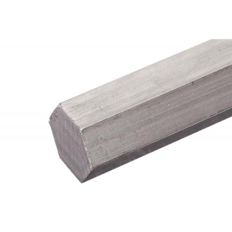 Acciaio Ø4mm-50mm Asta esagonale Asta esagonale esagonale Fe materiale pieno, acciaio