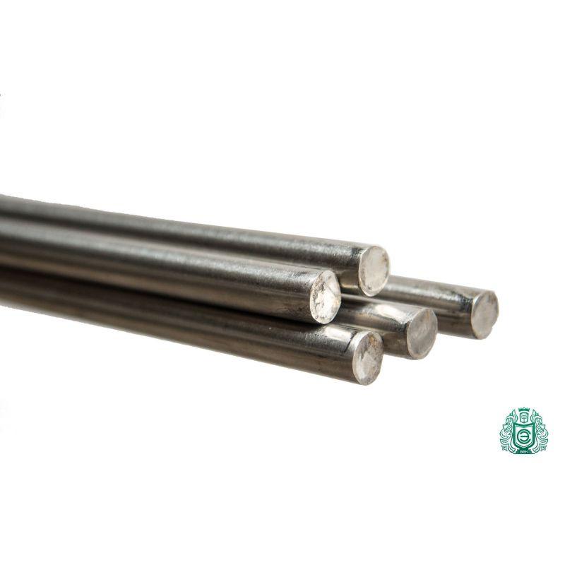 Asta in acciaio inossidabile 4mm-36mm 1.4571 Profilo barra tonda V4A 316Ti Asta in acciaio tondo 316 Ti, acciaio inossidabile
