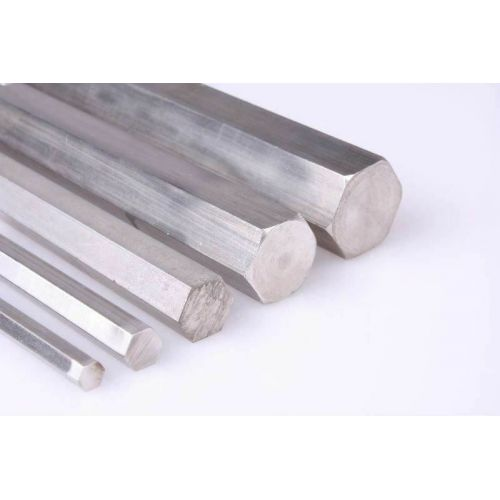 Acciaio inossidabile esagonale SW 4mm-17mm 1.4305 asta esagonale VA V2A 303 asta esagonale, acciaio inossidabile