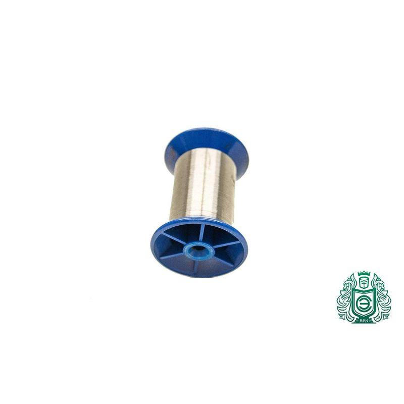 Filo di acciaio inossidabile da Ø 0,035 a Ø 0,05 filo di rilegatura 1.4430 filo da giardino filo da 316l,  acciaio inossidabile