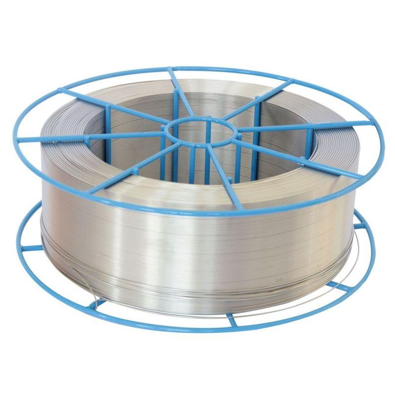 Filo di saldatura in acciaio inossidabile Ø 0,6-5 mm Gas di protezione V2A EN 1.4370 MIG MAG 307LSi 0,5-25 kg,  Saldatura e sald