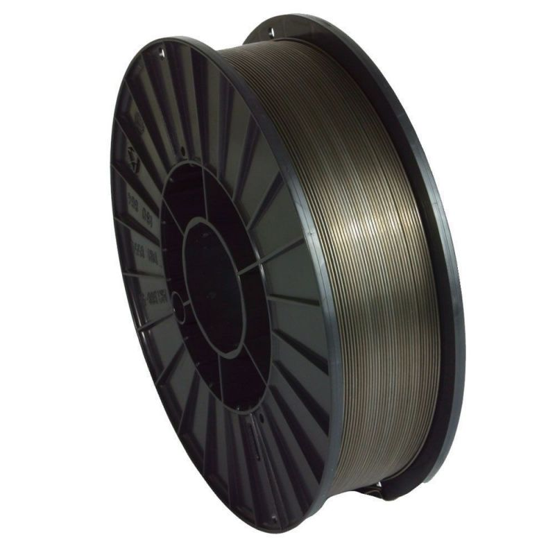 Filo di saldatura in acciaio inossidabile V2A gas di protezione Ø 0,6-5 mm EN 1.4430 MIG MAG 316L 0,5-25 kg,  Saldatura e saldat