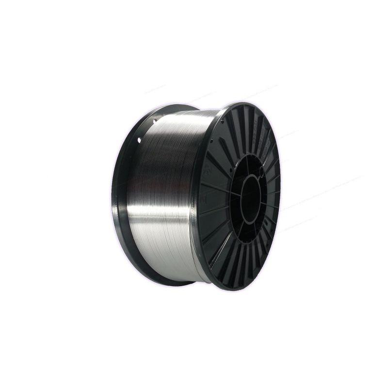 Filo di saldatura in acciaio inossidabile V2A gas di protezione Ø 0,6-5 mm EN 1.4462 MIG MAG 318LN 0,5-25 kg,  Saldatura e salda