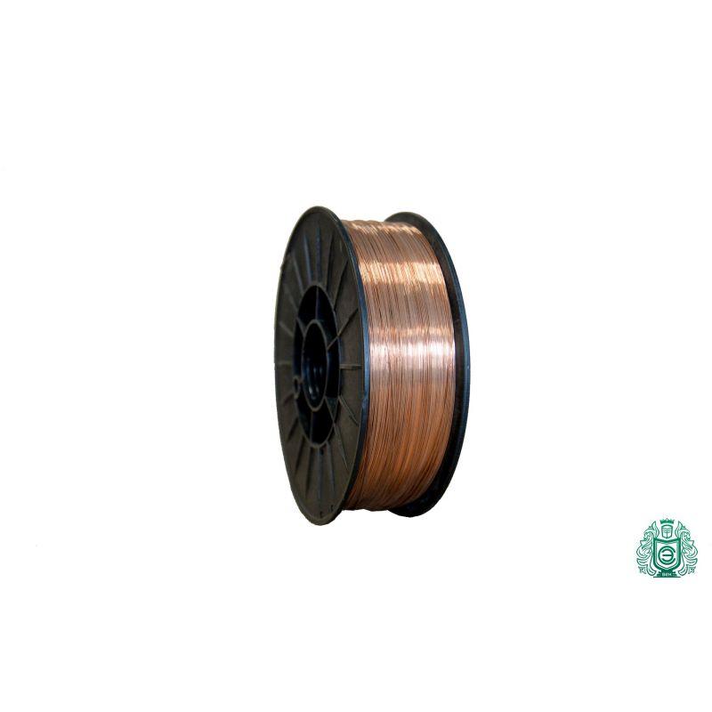 Filo per saldatura rame G3Si1 Saldatura rame Ø 0.6-5mm We-Nr 1.5125 0.5-25kg,  Saldatura e saldatura