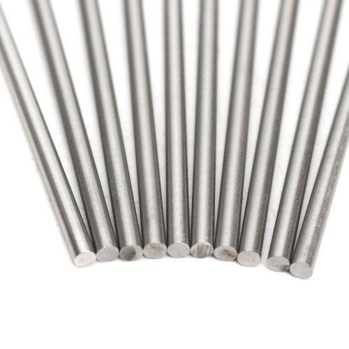 Elettrodi per saldatura Ø 0,8-5mm filo per saldatura nichel 2.4806 barre di saldatura NiCr-3,  Saldatura e saldatura