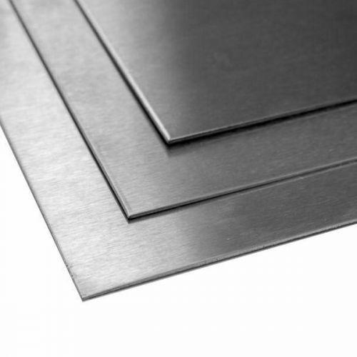 Lamiera in titanio 3mm 3.7035 Fogli di grado 2 Fogli tagliati da 100 mm a 2000 mm, titanio