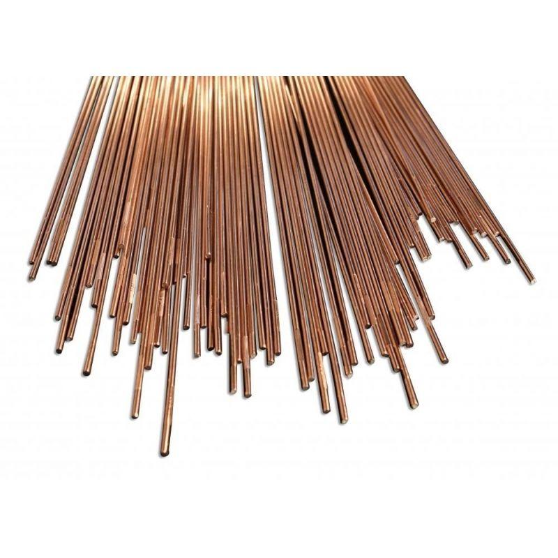 Elettrodi per saldatura Ø 0,8-5mm filo per saldatura in acciaio 90s-g barre di saldatura CrMo2Si,  Saldatura e saldatura