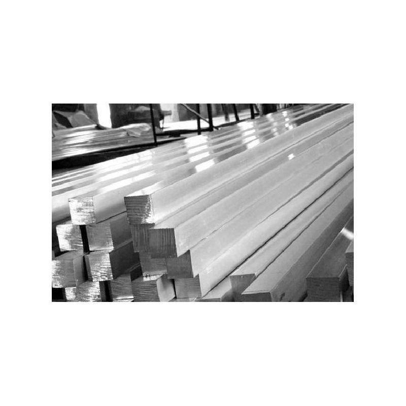 Barra quadrata St35 Ø5x5-40x40mm barra quadrata in acciaio Materiale quadrato in acciaio solido Fe 2 metri,  acciaio