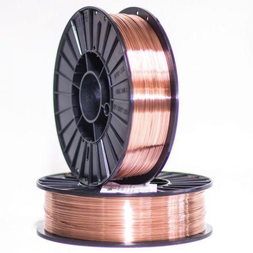 0,5-25 kg filo di saldatura acciaio schermante gas Ø 0,6-5 mm EN 1,5424 ER 80 SG,  Saldatura e saldatura