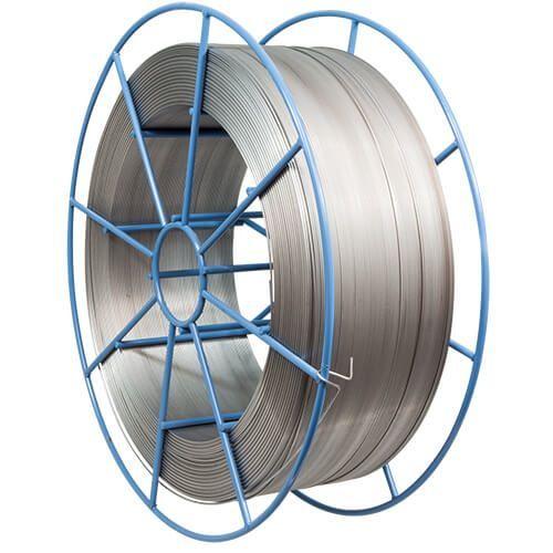 Filo di saldatura 0,5-25 kg acciaio SG Ø 0,6-5 mm W.Nr. 1.2343 MSG 3-GZ-55-ST,  Saldatura e saldatura
