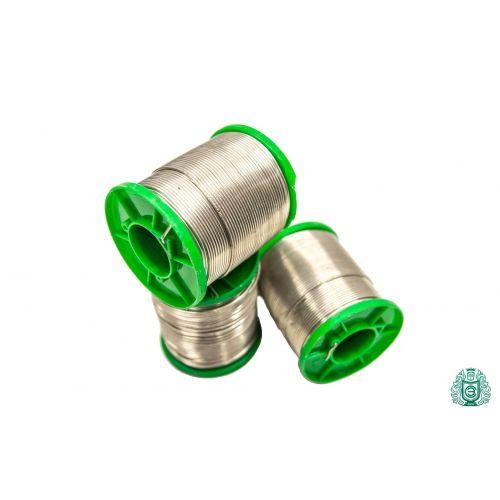Latta per saldatura Sn96.5Ag3Cu0.5 filo per saldatura argento 0,5-1,2 mm liquido 2% senza piombo 25 g-1 kg,  Saldatura e saldatu