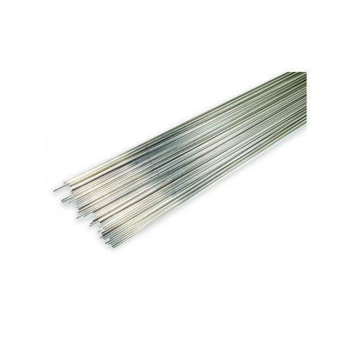 Aste saldanti argento L-Ag55Sn diametro 2mm senza cadmio saldatura 25gr-1kg,  Saldatura e saldatura