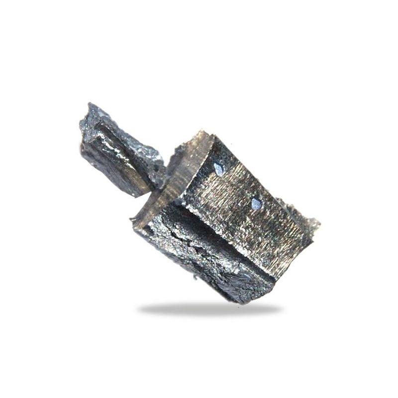 Elemento metallico puro al neodimio Nd 99,9% 60 barrette nugget da 10 kg di neodimio