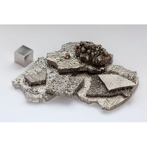 Cobalt Intermediate Co 99,3% di metallo puro elemento 27 barrette di pepita 25 kg di cobalto