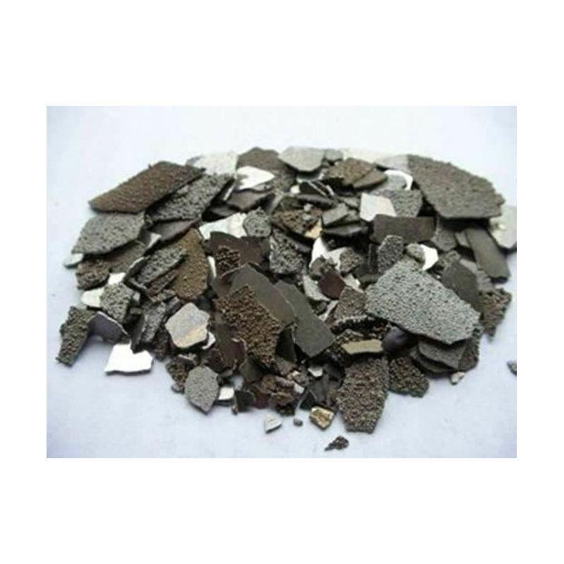 Manganese Flake Mn 99,9% Element 25 granuli di metallo puro 25 kg di manganese