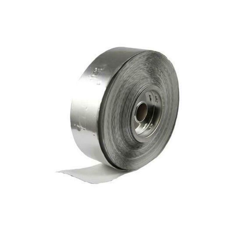 Nastro in alluminio, strisce in foglio di alluminio Ø 0,25x110mm, Ø 0,35x110mm, lastra 3.3206