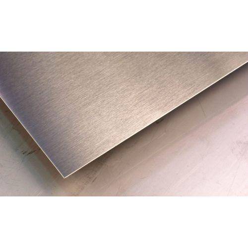 Piastre in lega di nichel da 0,7 mm-20 mm da 100 mm a 1000 mm Inconel 600 fogli di nichel