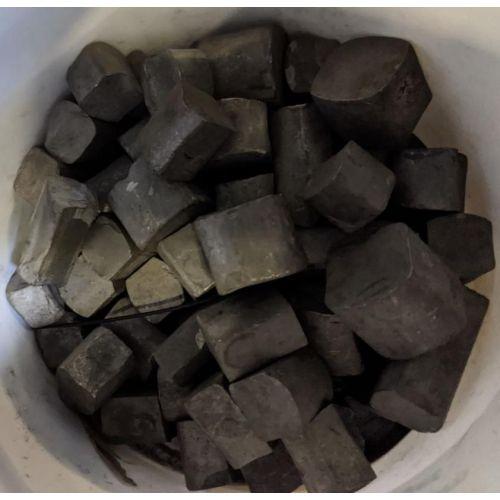 Rottami di tungsteno W elemento 99,9% 74 Nugget metallo puro 10 kg di tungsteno