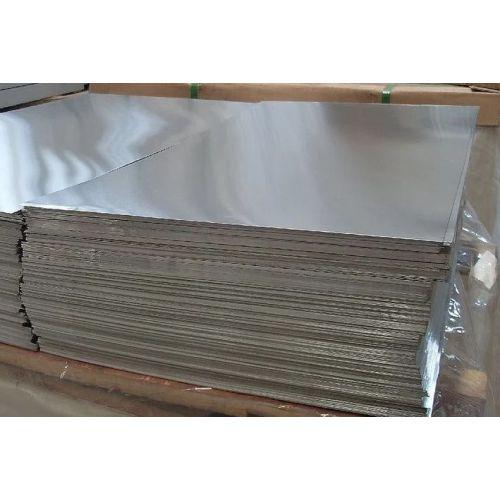 Lastre in alluminio da 2,5 mm Lastre in alluminio da lastre sottili selezionabili da 100 mm a 2000 mm