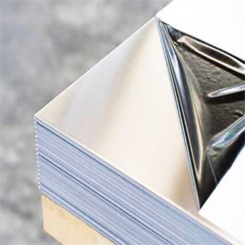 Lastre in alluminio da 3 mm Lastre in Al lastre sottili selezionabili da 100 mm a 1000 mm
