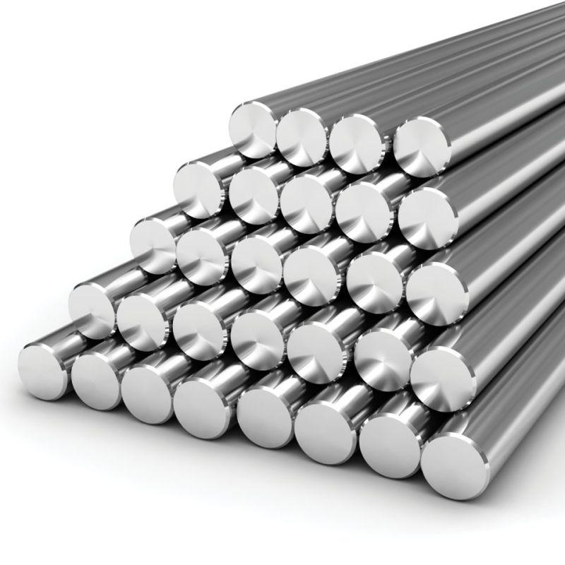 Asta in acciaio inox 2-120mm Gost 08x18h10t profilo tondo tondino tondo in acciaio tondo 0,5-2 metri