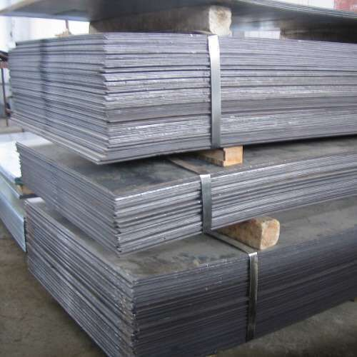 40x lamiera di acciaio da 6mm a 8mm piastra 1000x2000mm acciaio GOST