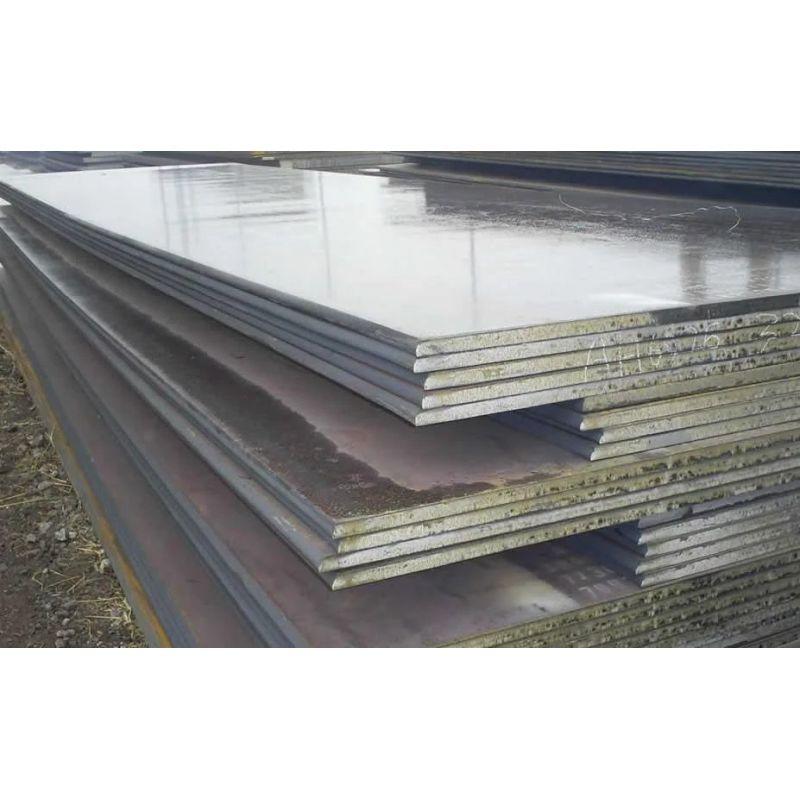 Lamiera di acciaio da 65 g da 3 mm a 8 mm Piastra in acciaio GOST 1000x2000mm