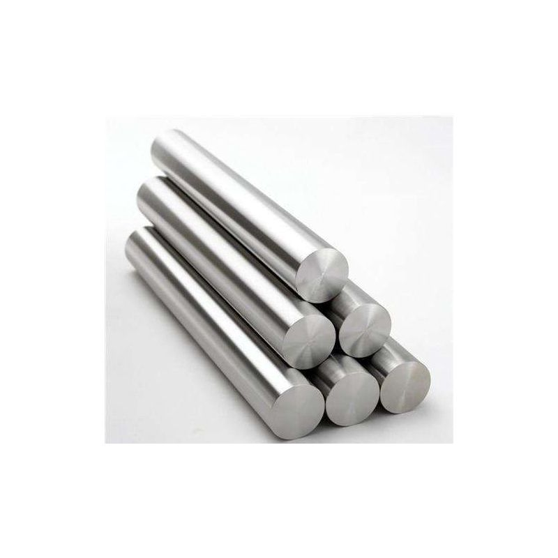 Gost 12h18n10t barra 2-120mm barra tonda 12x18h10t profilo barra tonda in acciaio 0,5-2 metri
