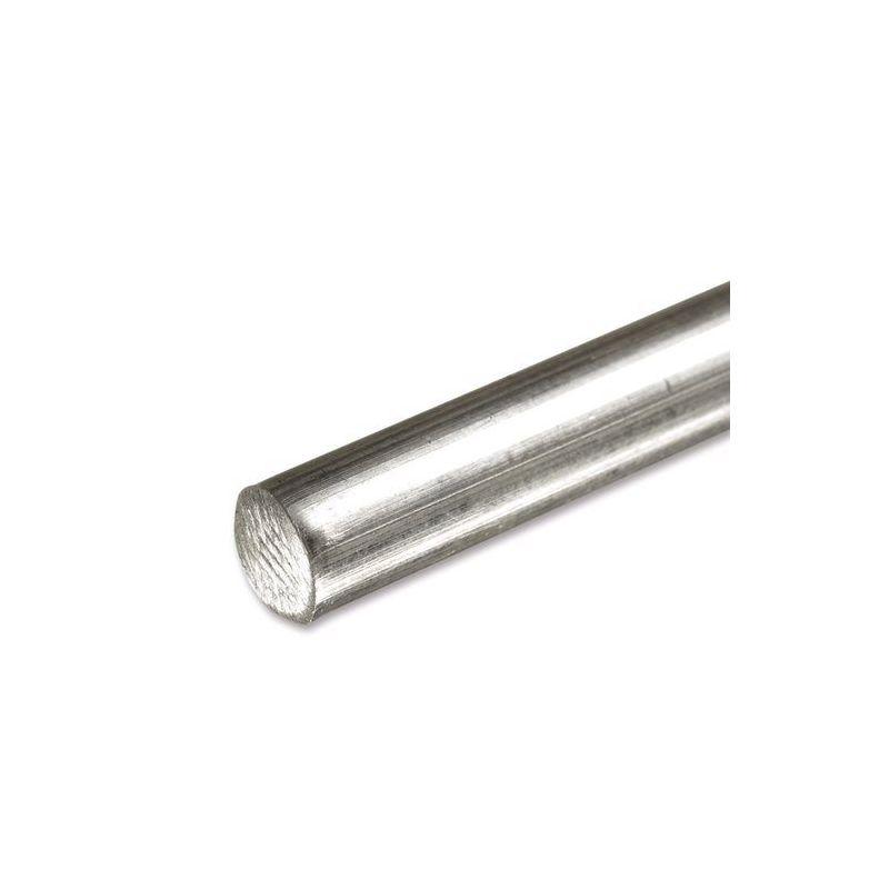 Gost 40x tondino in acciaio 2-120mm profilo tondo tondino tondo in acciaio 0,5-2 metri