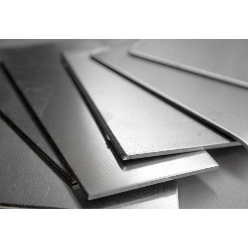 Nichel 200 fogli 4-6 mm fogli singoli 2.4060 Lega 200 Ni 99,9% 100-1000 mm