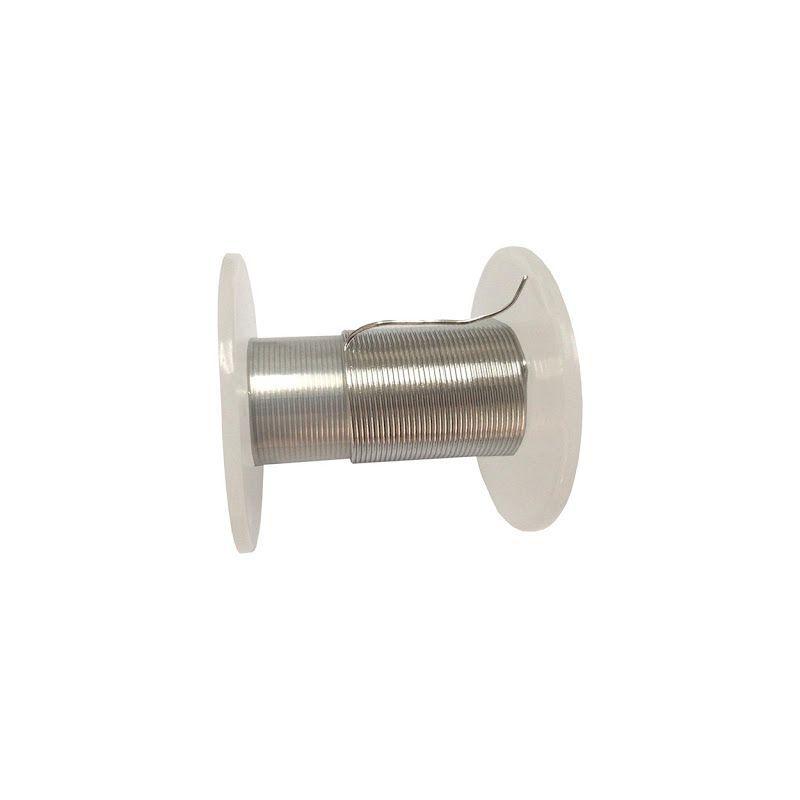 Filo di indio 99,9% da Ø 0,5 mm a Ø 5 mm elemento in metallo puro 49 Filo
