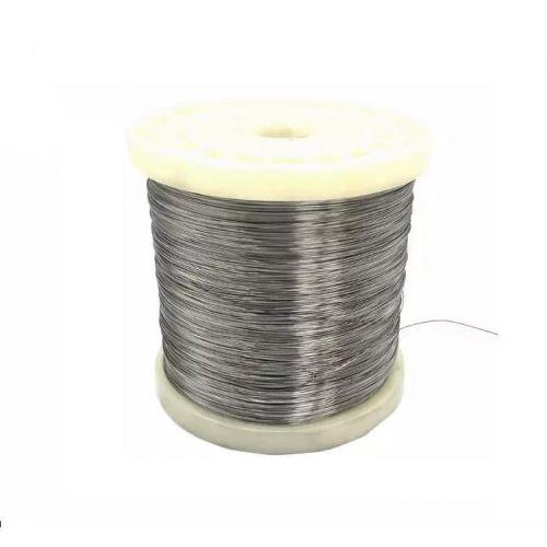 Filo di tungsteno 99,9% da Ø 0,02 mm a Ø 5 mm elemento in metallo puro 74 Filo di tungsteno