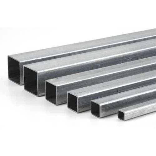 Tubo quadrato in acciaio inox 304 20x20x2mm-60x60x2mm tubo quadrato 2 metri
