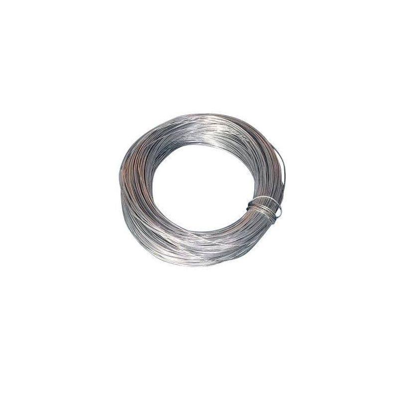 Filo di zinco 2mm 99,9% per elettrolisi galvanica filo per gioielli anodo filo artigianale