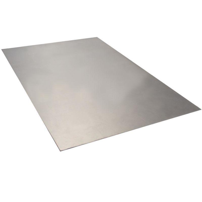 Lamiera di acciaio 1-4 mm Lastre S235 Lastre Lastra di acciaio da 100 mm a 1000 mm
