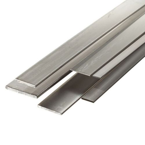 Barra piatta in acciaio 30x2mm-90x12mm strisce di lamiera tagliate a 0,5 metri
