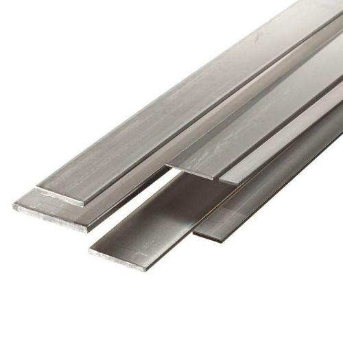 Barra piatta in acciaio 30x2mm-90x12mm striscia di lamiera tagliata a lunghezza 1 metro