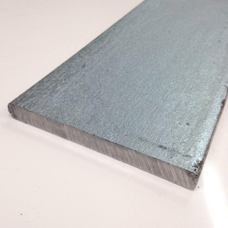 Barra piatta in acciaio inossidabile 30x2mm-90x12mm strisce di lamiera tagliate a lunghezza 1 metro