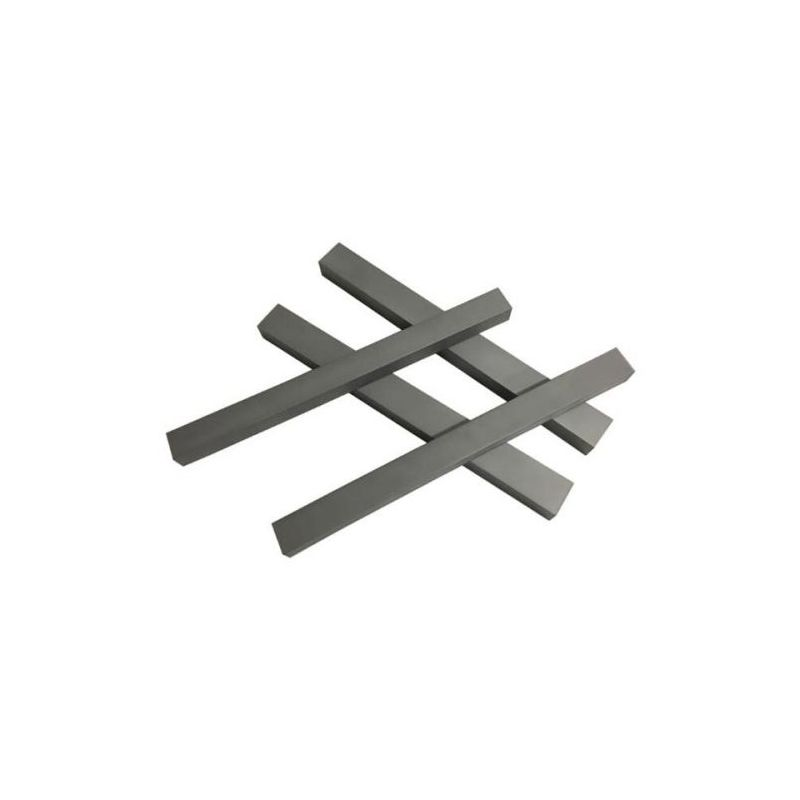 Elemento 99% di tungsteno 74 Strisce di metallo puro Strisce di tungsteno 0,2x20x104mm