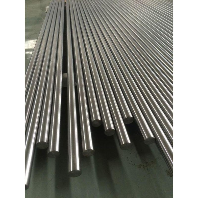 Titanio Asta in titanio grado 5 Ø80-230mm Asta tonda in titanio 3.7165 B348 albero pieno 10mm-750mm