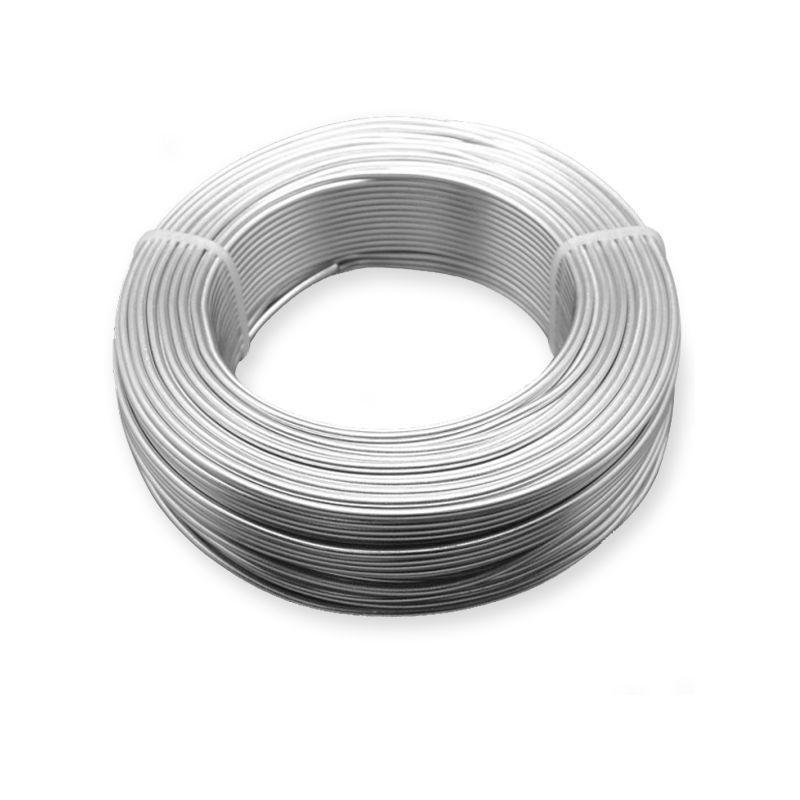 Filo di legatura in alluminio Ø 0,5-5 mm filo da giardino artigianato 2-750 metri