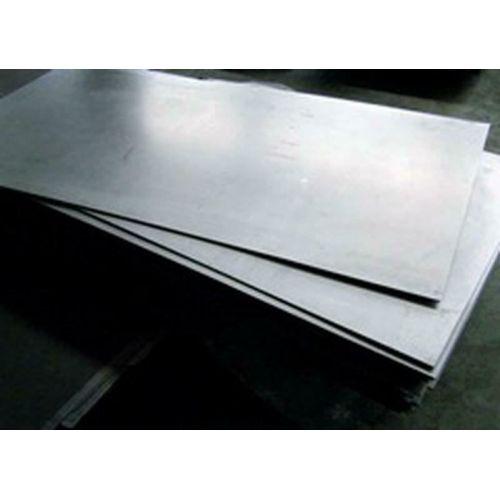 Lamiera in titanio grado 5 Piastra da 1 mm 3.7165 Lamiera in titanio tagliata da 100 mm a 2000 mm